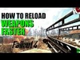 Fallout 4 | How to Reload Weapons Faster Exploit - Instantly Reload Weapons (Fallout 4 Exploit)