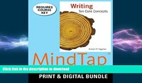 READ PDF Bundle: Writing: Ten Core Concepts + MindTap English, 1 term (6 months) Printed Access