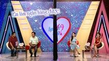 HTV Bạn muốn hẹn hò - Tập 192 - Cặp 1 - Vũ Đạt - Thùy Dương - BMHH 8-8-2016