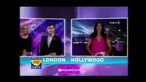 Christina Aguilera - Entrevista GMTV Backstage video 'Hurt' (Subtítulos español)