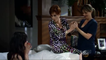 Sam McCall (2016-08-19) - Sam Tells Alexis & Diane That She's Pregnant And Engaged