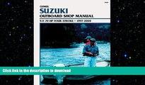 READ  Suzuki 9.9-701 HP Four-Stroke Outboard Shop Manual 1997-2000  PDF ONLINE