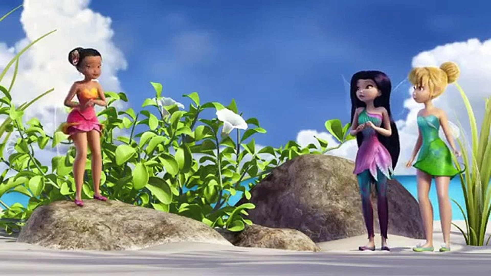 Tinker Bell N The Pirate Video Dailymotion