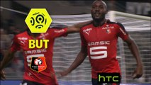 But Giovanni SIO (81ème) / Stade Rennais FC - AS Nancy Lorraine - (2-0) - (SRFC-ASNL) / 2016-17