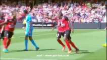 Guingamp 2-1 Olympique Marseille - All Goals and Highlights - 21.08.2016 HD