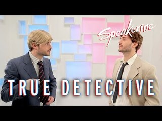 True detective - Speakerine