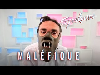 Maléfique - Speakerine