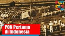 Begini Sejarah Perjalanan PON Pertama di Indonesia