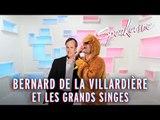 Bernard de La Villardière - Speakerine