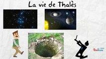 3ème Théorème de Thalès La vie de Thalès