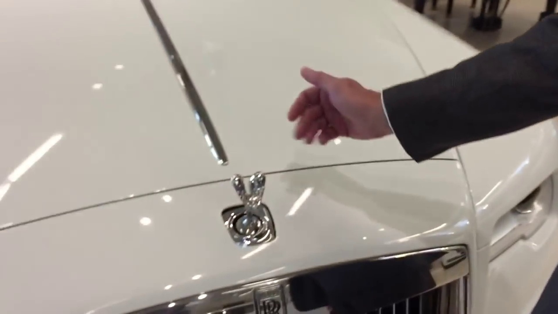 Can You Steal The Spirit of Ecstasy-