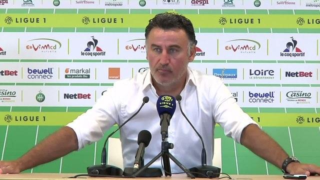 Foot - L1 - Saint-Etienne : Galthié «Un mois d'août intéressant»