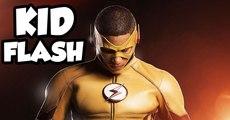 NUEVAS IMÁGENES: Wally West KID FLASH, Supergirl y Flash en TV Magazine y Oliver Queen Arrow Bratva