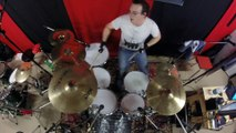 The Beatles - Helter Skelter - Drum cover