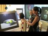 Young artists shine at Hong Kong contemporary art show