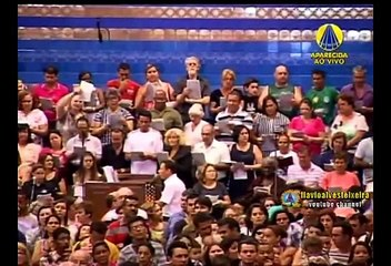 ♫ Hino de Louvor - Missa de Aparecida - 17/11/2013 08h00