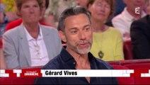 """Passage de Gérard Vives dans l'émission """"Vivement Dimanche"""" Spécial Vincent Lagaf"""