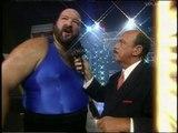 Big Bubba Rogers promo @ WCW Monday Nitro 10.06.1996