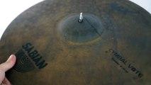"Sabian AAX Tremor 19"" Cymbal Vote"