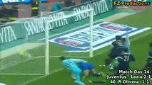 Serie A 2004-2005, day 14 Juventus - Lazio 2-1 (Pandev, R.Olivera, Ibrahimovic)