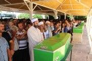 Konya'da Minibüs Kazasında Ölen 10 Şişi Şanlıurfa'da Ebediyete Uğurlandı