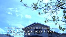 St. Albert Houses for Sale! #26 Deslauriers Cres.