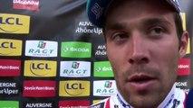 """Critérium du Dauphiné 2016 - Thibaut Pinot :  Cela fait du bien cette victoire et Jérémy Roy a fait un super travail"""""""
