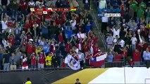 Copa America 2016:  Chile 2 - 1 Bolivia  gol de Vidal (10.06.2016)