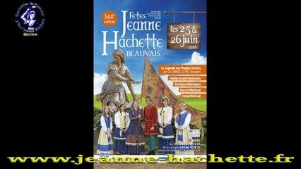 Bande Annonce 544èmes Fêtes Jeanne Hachette
