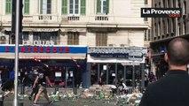 Russes et Anglais se battent dans les rues de Marseille