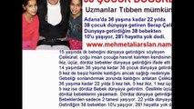22 Yılda 38 Çocuk Doğurdu / Adana Haberleri 2014