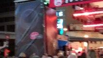 Iggy Pop free concert at Yonge & Dundas Square June 20, 2010