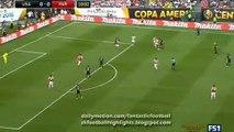 Paraguay Fantastic Counter Attack Chance - USA vs Paraguay Copa America Centenario 2016