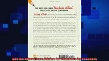 best book  See Me After Class Advice for Teachers by Teachers
