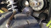UTV Garage: How To Remove Can-Am Maverick X3 Front Axle CV