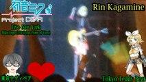 Hatsune Miku EXPO 2016 Concert- New York- Rin Kagamine- Tokyo Teddy Bear (My Point of View)