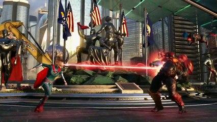 Gameplay Reveal Trailer  de Injustice 2