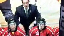 Patrick Roy vs Bruce Boudreau end of game Anaheim Ducks vs Colorado Avalanche 10 2 13 NHL