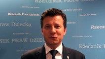 Rzecznik Praw Dziecka Marek Michalak o Ogólnopolskim Dniu Praw Dziecka (20 listopada)