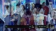 160611 SBS 사랑한다 대한민국 2016 드림콘서트 세븐틴(SEVENTEEN) - Ending by 로즈베이
