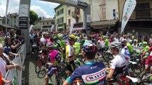Onboard camera / Caméra embarquée - Étape 6 - Critérium du Dauphiné 2016