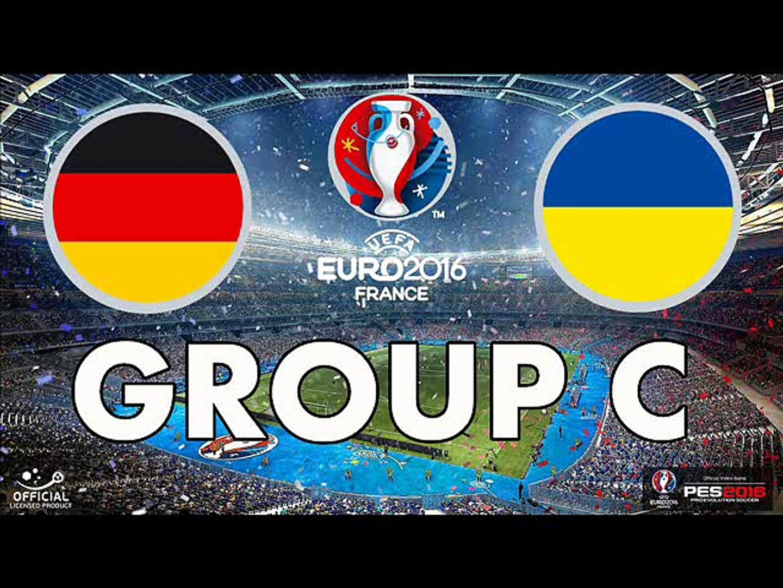 Watch Germany vs Ukraine Euro 2016 Group C live Soccer