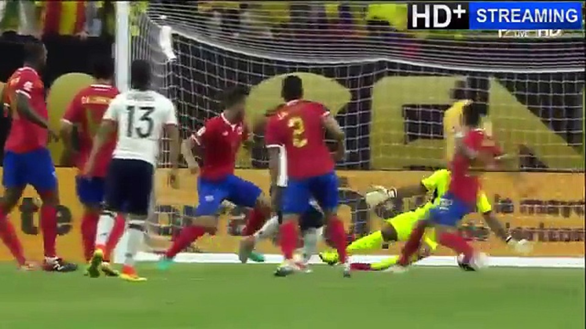 Colombia vs Costa Rica 2-3 Copa America Goals & Highlights English Commentary 11-06-2016