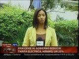 #PRM exige al gobierno reducir tarifa eléctrica mínimo un 25%