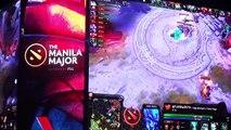 Hold the door ! - OG vs Team Liquid  - The Manila Major