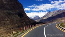 Highway to Hunza a beautiful video of Karakoram Highway