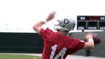 Raiders Wrap Up OTA (Oakland Raiders)