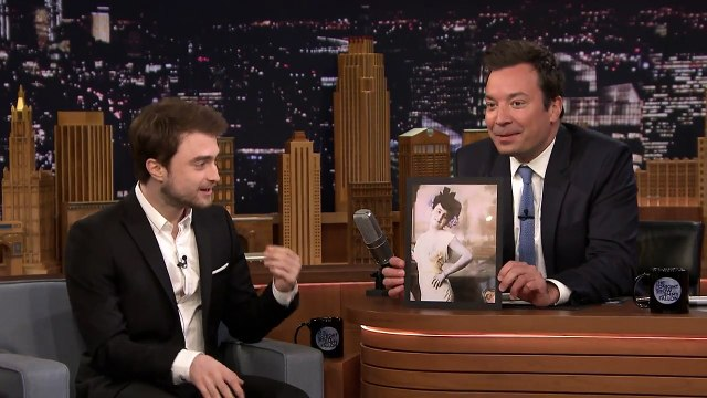 Daniel Radcliffe Might Be a Time-Traveling Stern Old Lady