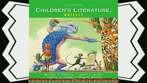 favorite   Childrens Literature Briefly 6th Edition