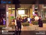 160508 Song Joong Ki 송중기at Suvarnabhumi Airport, Bangkok Comeback to Incheon Airport, Kore